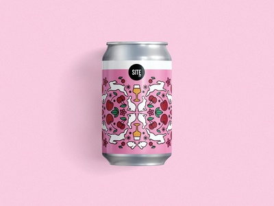 Site FP - Beer Label Design
