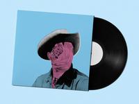 "All Surface No Feeling - Secret 7"" Vinyl Sleeve"