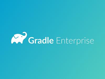 Gradle Logo Refresh branding identity animal enterprise software elephant logo