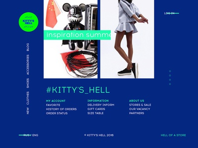 kitty's hell