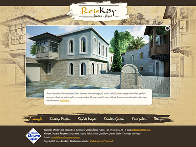 Architectural Settlement Branding