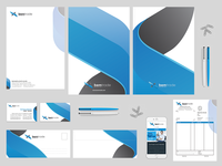 Corporate Identity Global Trade Company