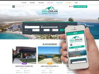 Real Estate Joomla Website