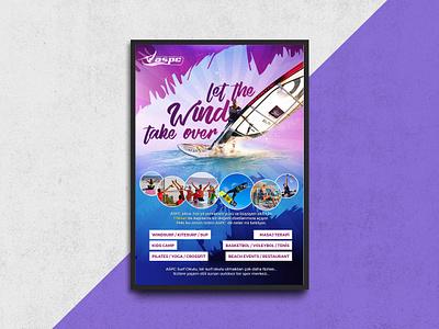 Aspc Windsurf Newsletter Design