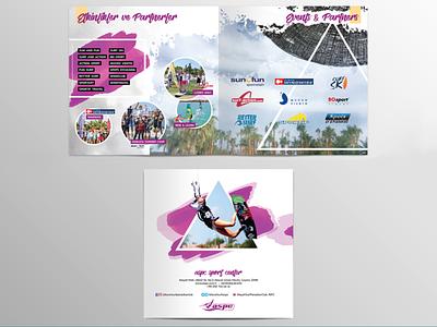 Surf School Catalog Design print design brochure design catalogue design catalog design