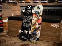 Custom Revolution Skate Decks
