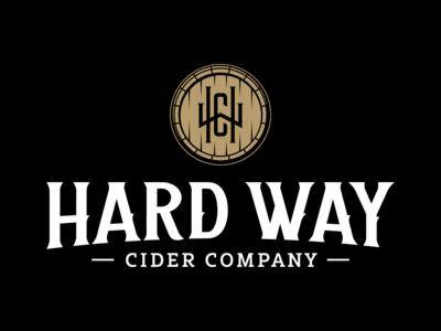 Hard Way Cider Logo