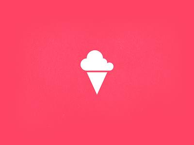 Ice Creamy Cloud logo icon
