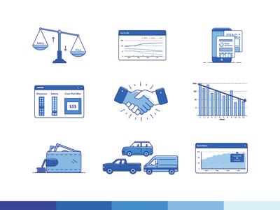 Fairmatic Insurance Icons
