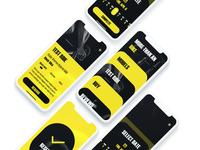 Bikeyee App UI Kit