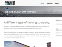 Clean Cut Movers