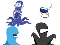Character Ideas game design design vector illustration