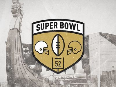 Superbowl 52: Patriots vs. Eagles