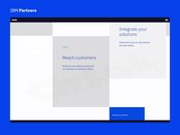 IBM Partners - Three Steps To Partnership