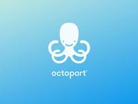 Octoport - IoT App - UI/UX design