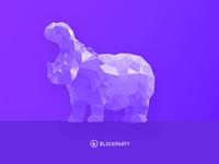 Blockparty - Blockchain App Mobile UI