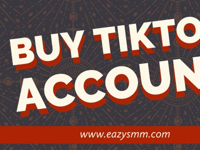 Buy Tiktok Account