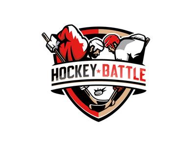 Hockey Battle game face sports battle hockey