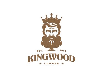 Kingwood wood crown tree beard king
