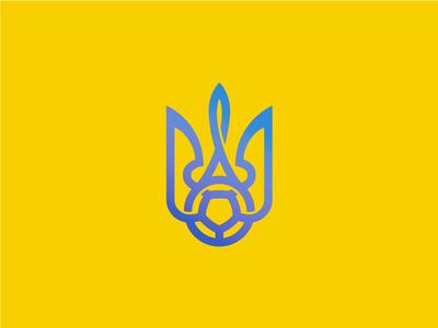 Football Federation of Ukraine federation ball ukraine football soccer logo