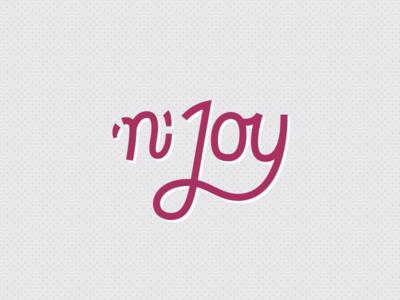 Juice n' Joy Logo Concept