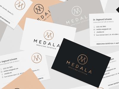 Medala Business Cards