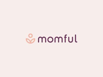 Momful Logo