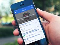Designer News iPhone