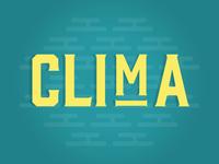 Clima Logo