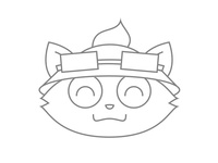 Teemo Icon Illustration