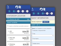 Responsive Booking for Princess Cruises