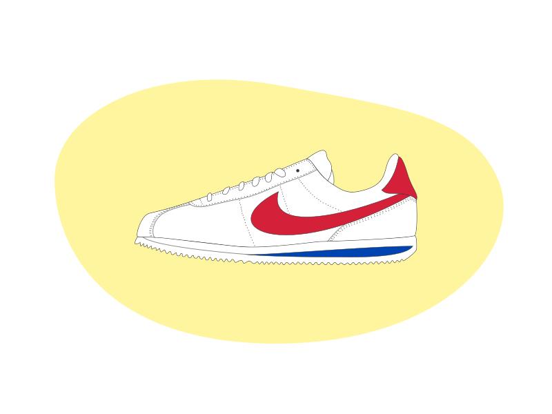 online store 9d523 0389a Nike Cortez Appreciation Shot by Joseph Espana on Dribbble
