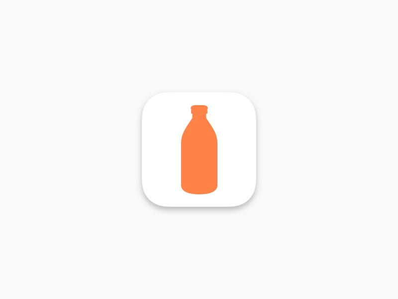 Bottleshake app icon