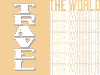 Travel the World: Part 4