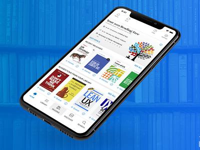 Kindle iOS App Redesign for Avid Readers concept casestudy case study ios kindle app ios app ux ux design uxdesign uxui uiux ui ui design ios app design ebooks ebook