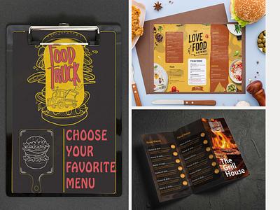 Restaurant menu design menu template menu bar menu restaurant menu