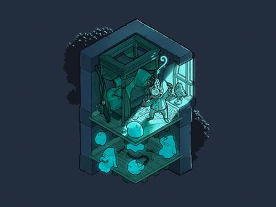 Hogwarts Dormitory