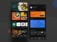 Fitness Meals App