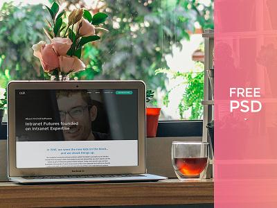 Freebie Macbook Air Mockup mockup free download photoshop editable laptop air macbook apple freebie mock