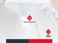 Rise marketing   logo presentation 3