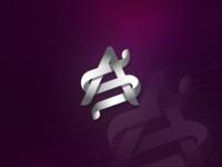 A + S - (Unused logo)