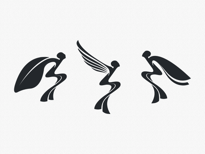 Flying Silhouettes