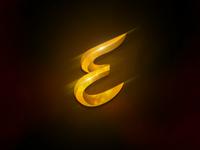 E - Final logo