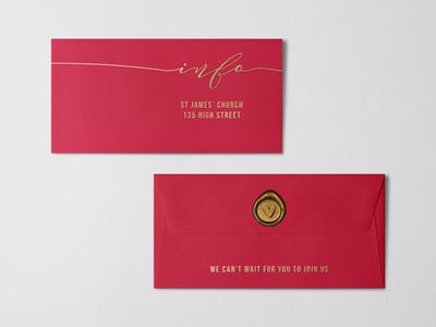 Photorealistic White Envelope Mockup/ DL template presentation greeting invitation wedding corporate identity corporate branding wax seal dl envelope elegant modern creative design clevery stationery branding identity mock-up mockup