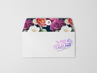 Photorealistic White Envelope Mockup/DL corporate pattern lettering greeting invitation wedding savethedate tieenvelope envelope elegant minimal modern creative design clevery stationery branding identity mock-up mockup