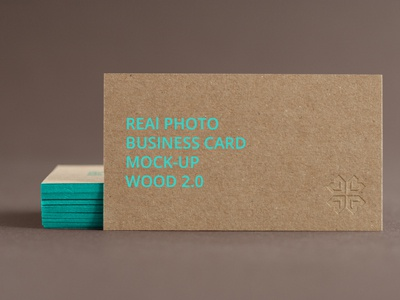 Branding Identity Business Card Mockup By Clevery
