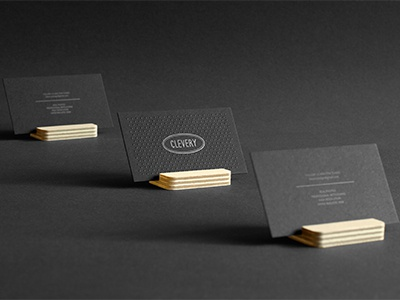 Photorealistic Business Cards Mockup / Black Edition identity stationery branding emboss letterpress hotstamping foil corporate mockup business cards business card