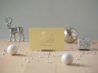 Photorealistic Invitation & Greeting Card Mockup