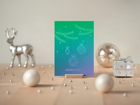 Photorealistic Invitation & Greeting Card Mockup Vol 5.0