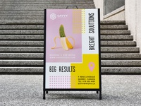 A-Frame Poster Display Sign Mockup/ Vol 1.0